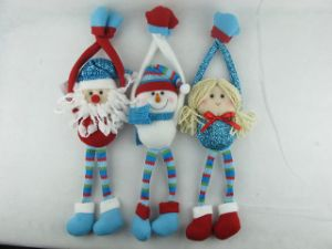Christmas Doll Decoration New Design Hotselling Xd004 pictures & photos