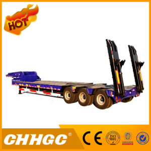 Heavy Duty Machine Transport Trailer pictures & photos