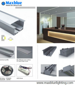 1m/2m Recessed LED Linear Light (6532) pictures & photos