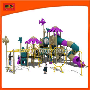 Used Kids Outdoor Playground Equipment pictures & photos