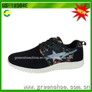 Cheap Customized Fashion Comfortable Durable Men Sports Shoes pictures & photos