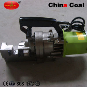 Portable Automatic Hydraulic Electric Rebar Cutter Steel Bar Cutting Machine pictures & photos