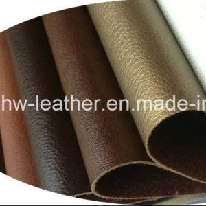 PU Leather for Sofa & Furniture (HW-1407) pictures & photos