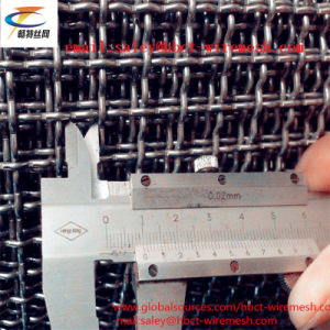 High Quality Crimped Wire Mesh Sheet pictures & photos