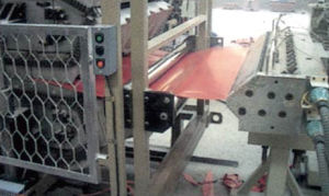 PVC+ASA/PMMA Roof Glaze Tile Production Line pictures & photos