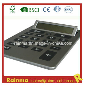 Electronic Office Desktop Calculator with Large Key Big Size pictures & photos