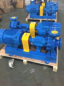 Ry Series High Temperature Centrifugal Hot Oil Circulation Pump pictures & photos