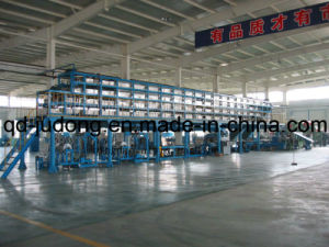 Tyre Tread Extruder / Cooling Production Line D. 150 / D. 200 pictures & photos