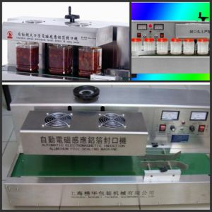 Round Bottle Induction Aluminum Foil Sealing Machine pictures & photos