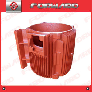Customized Casting Aluminum Motor Case with Machining pictures & photos