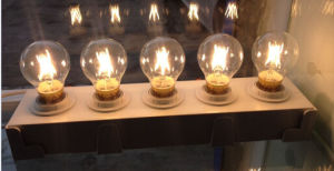 4W High Lumen LED Filament Candle/LED Edison Bulb pictures & photos