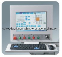 High Speed Intelligent Computer Panel Saw Woodworking Saw Machine pictures & photos