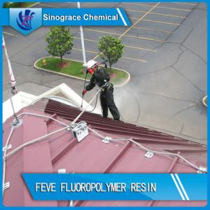 Solvent Soluble Feve Fluoropolymer Resin (PF-501) pictures & photos