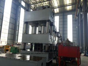 Four Column Forming Hydraulic Press Y32-1600t pictures & photos