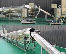 Nutrition Floating Fish Feed Pellet Equipment/Production Line/Plant pictures & photos