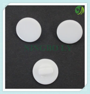 High Quality Resin Shirt Button 1-Holes pictures & photos