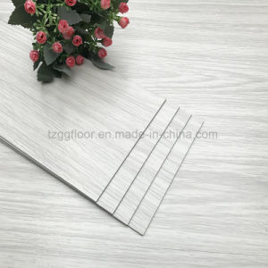 Economic Most Popular high Gloss PVC Floor Tile Like Wood pictures & photos