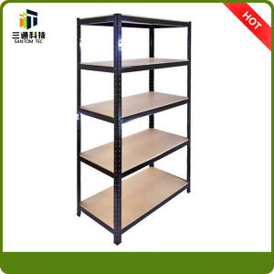 Boltless Angle Iron Shelf, Garage Rivet Shelves pictures & photos