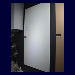 Pure White Colour Kitchen Door Lct Board (LCt3004) pictures & photos