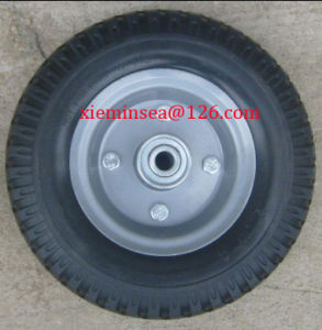 2.50-4 PU Foam Wheel pictures & photos