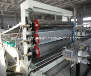 Plastic PVC Free Foam Board Sheet Making Machine pictures & photos