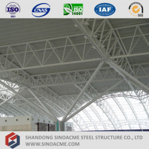 Steel Pipe Truss Structure Terminal Center pictures & photos