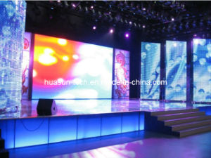 High Quality Flexible LED Screen for Live Show pictures & photos