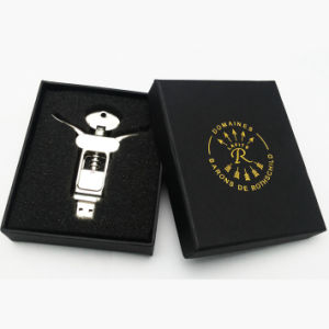 Metal Opener USB Wine Customer Gift Noble Classic Gift Choice pictures & photos