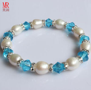 Children Stretched Original Pearl Bracelet pictures & photos