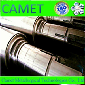 Static Casting Steel Back up Rolls for Hot Strip pictures & photos