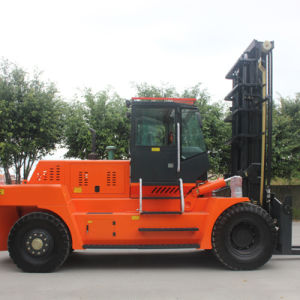Heavy 16t Big Forklift for Sale pictures & photos