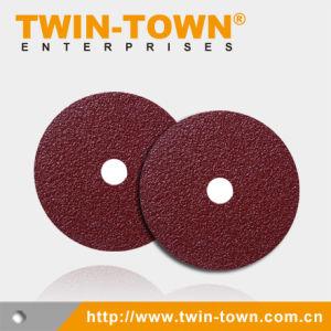 Aluminium Oxide Fibre Disc/Resin Fiber Disc/Cutting Wheel/Abrasive Disc