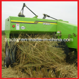 Tractor Square Forage Baler, Straw Baler Machine, Square Hay Baler pictures & photos