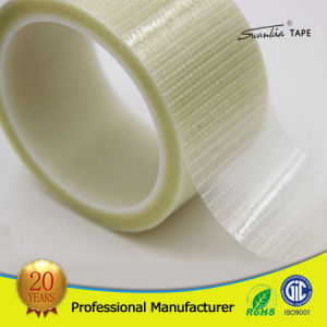 Reinforced Cross Strong Fiberglass Adhesive Tape pictures & photos