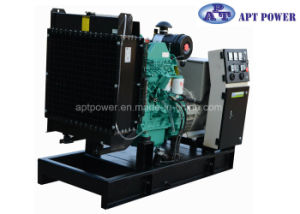 50kw Silent Standby Cummins Diesel Generator Set with Brushless Alternator pictures & photos