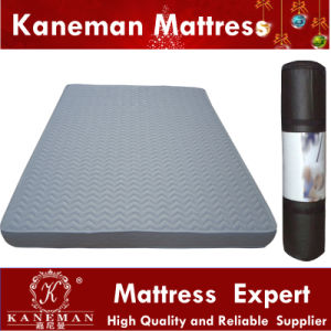 China Manufacturer Wholesale Roll up Bed Foam Mattress pictures & photos