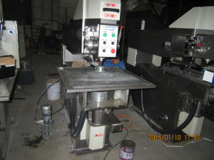 Glass Drilling Machine Automatic PLC pictures & photos