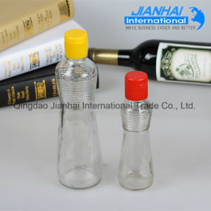 Avilable Glass Stocked Different Styles Olive Oil Storage Bottles pictures & photos