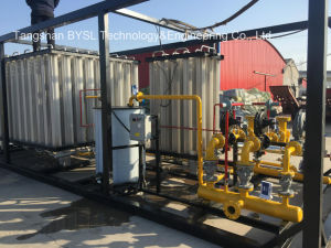 Industrial Gas Skid-Mounted Device pictures & photos