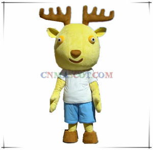 Funny Moose Mascot Costume Factory Price pictures & photos