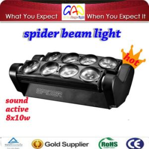Promotion New Stage Light LED Spider Beam Moving Head Light pictures & photos