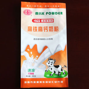 Food Packaging Aluminum Foil Bag for Milk Powder with Printing pictures & photos