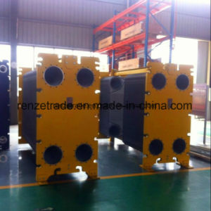 Energy Saving Hydraulic Oil Cooler Heavy Industry Gasket Plate Heat Exchanger pictures & photos