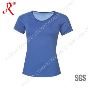 Best Selling Women′ S T-Shirt (QF-S1011) pictures & photos