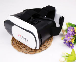 3D Google Cardboard Vr Glass for iPhone Android Mobile Phone with Bluetooth Handle pictures & photos
