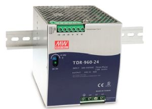 TDR-960 960W Three Phase Industrial DIN Rail with Pfc Function pictures & photos