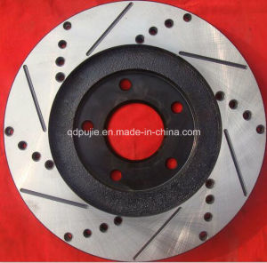 High Quality Modified Car Disc Brake Rotor 31306 pictures & photos