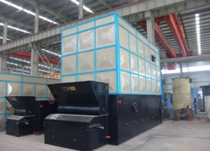 Horizontal Coal Fired Thermal Oil Boiler pictures & photos