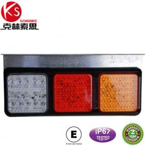 Ltl20f IP67 Waterproof DOT Stop/Rev E-MARK Tail Light