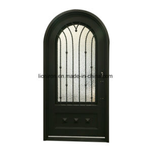 Iron Main Door Designs for Home pictures & photos